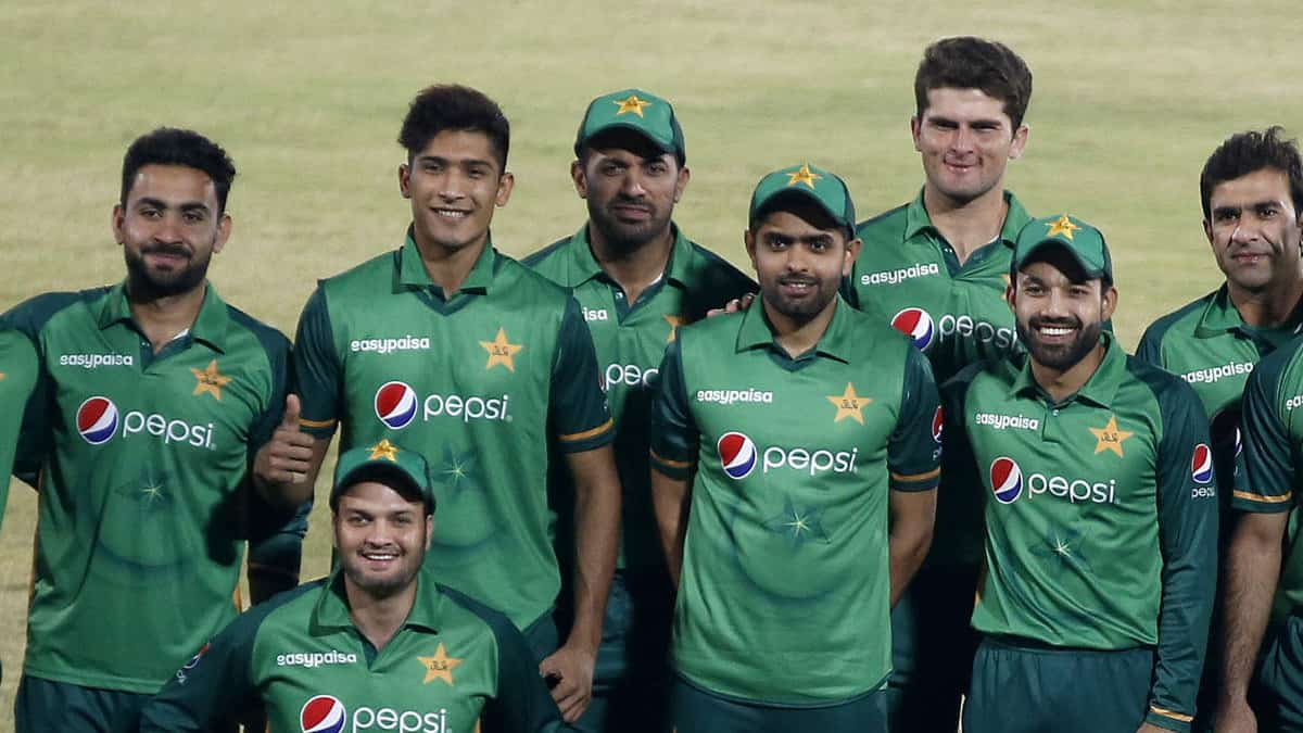 Pakistan Squads For Tours of South Africa And Zimbabwe Announced