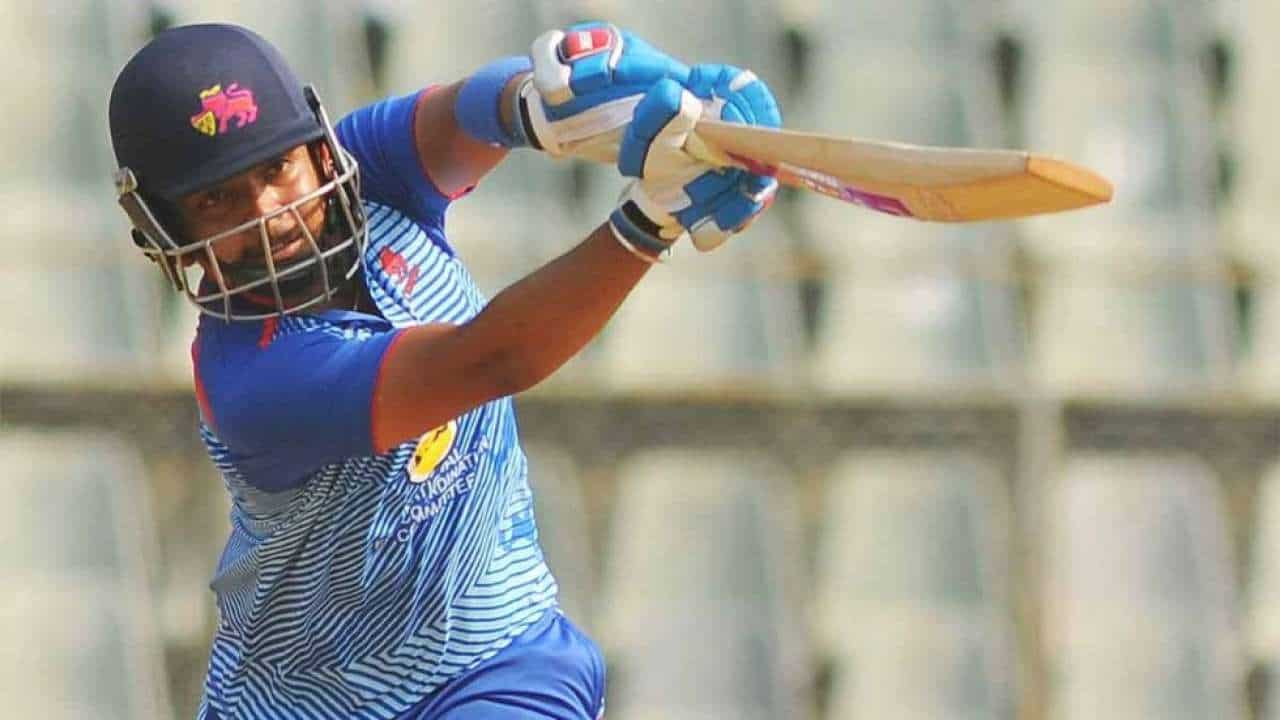 Prithvi Shaw Becomes First Player to Register 800 Runs in Vijay Hazare Trophy