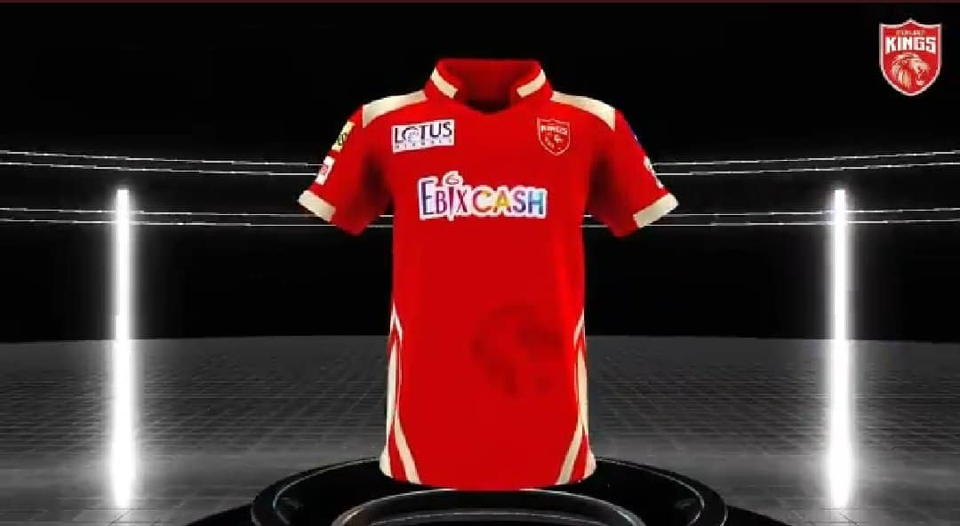 Netizens Accuses Punjab Kings Of Copying RCB's Old Jersey