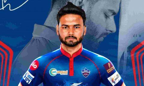 IPL 2021: Rishabh Pant Appointed As Delhi Capitals' Captain For The Season