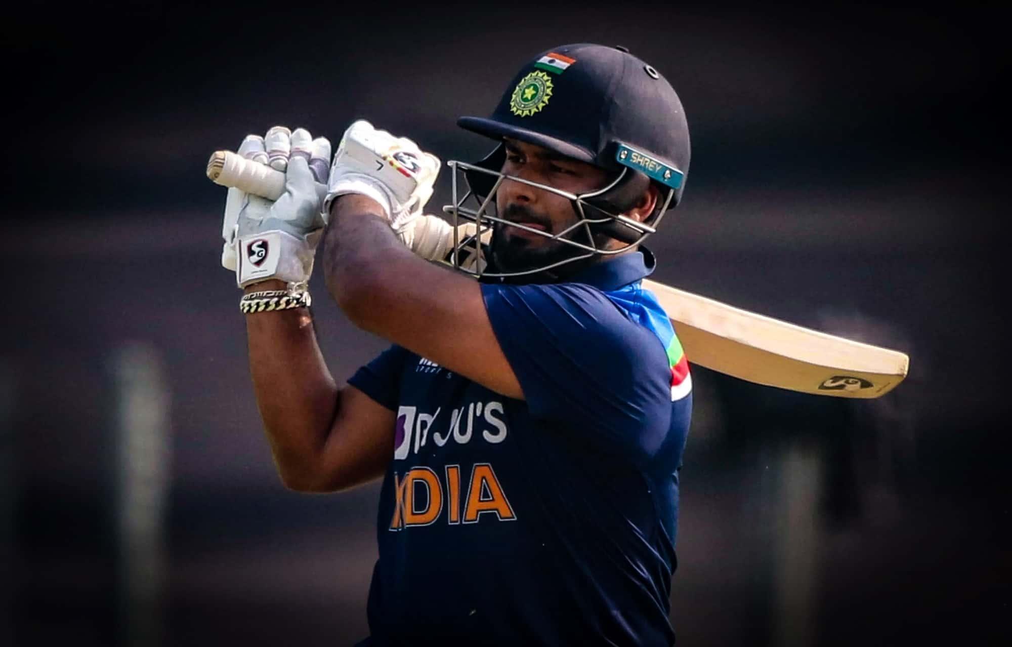 Rishabh Pant Achieved Two Milestones