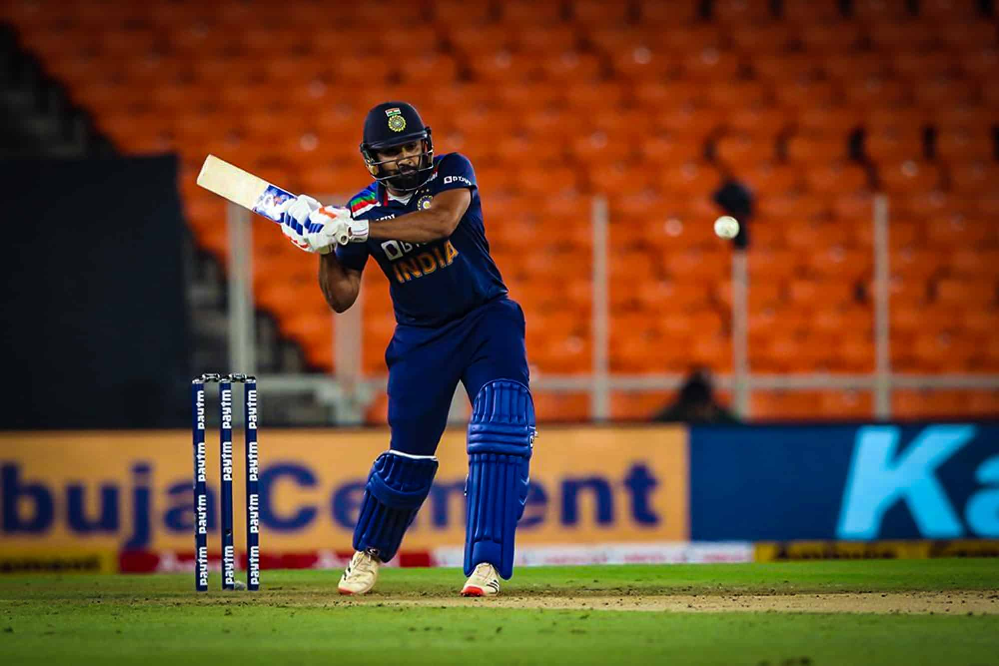 Rohit Sharma Becomes 2nd Indian To Register 9000 Runs in T20