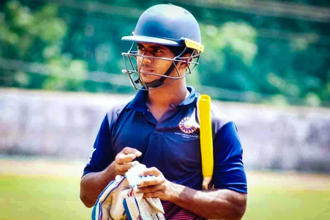 Who is Mumbai Indians' New Addition 'Rojith Ganesh'? Know Here