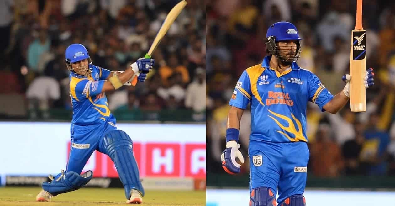 Sachin Tendulkar, Yuvraj Singh Star as India Legends Crush South Africa Legends