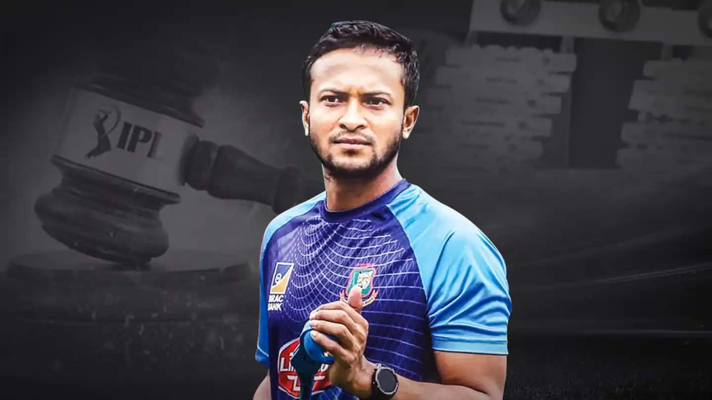 Shakib Al Hasan Clarifies Reason to Chose IPL Over Tests