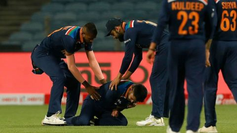 Shreyas Iyer Ruled Out Of ODI Series With Shoulder Injury; Likely to Miss IPL 2021 First Half Too