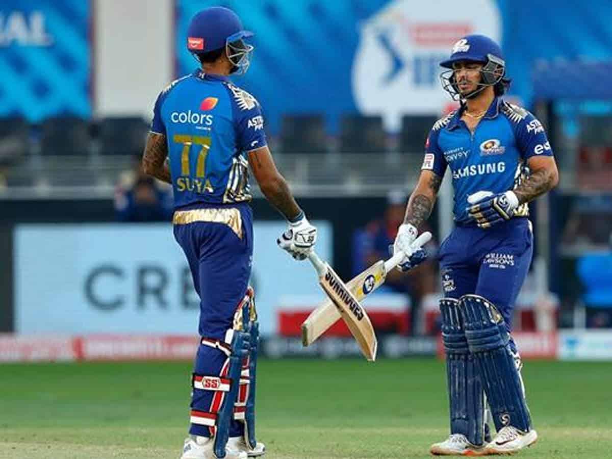Mumbai Indians Can't Retain Suryakumar Yadav And Ishan Kishan in IPL 2022; Here is the Reason