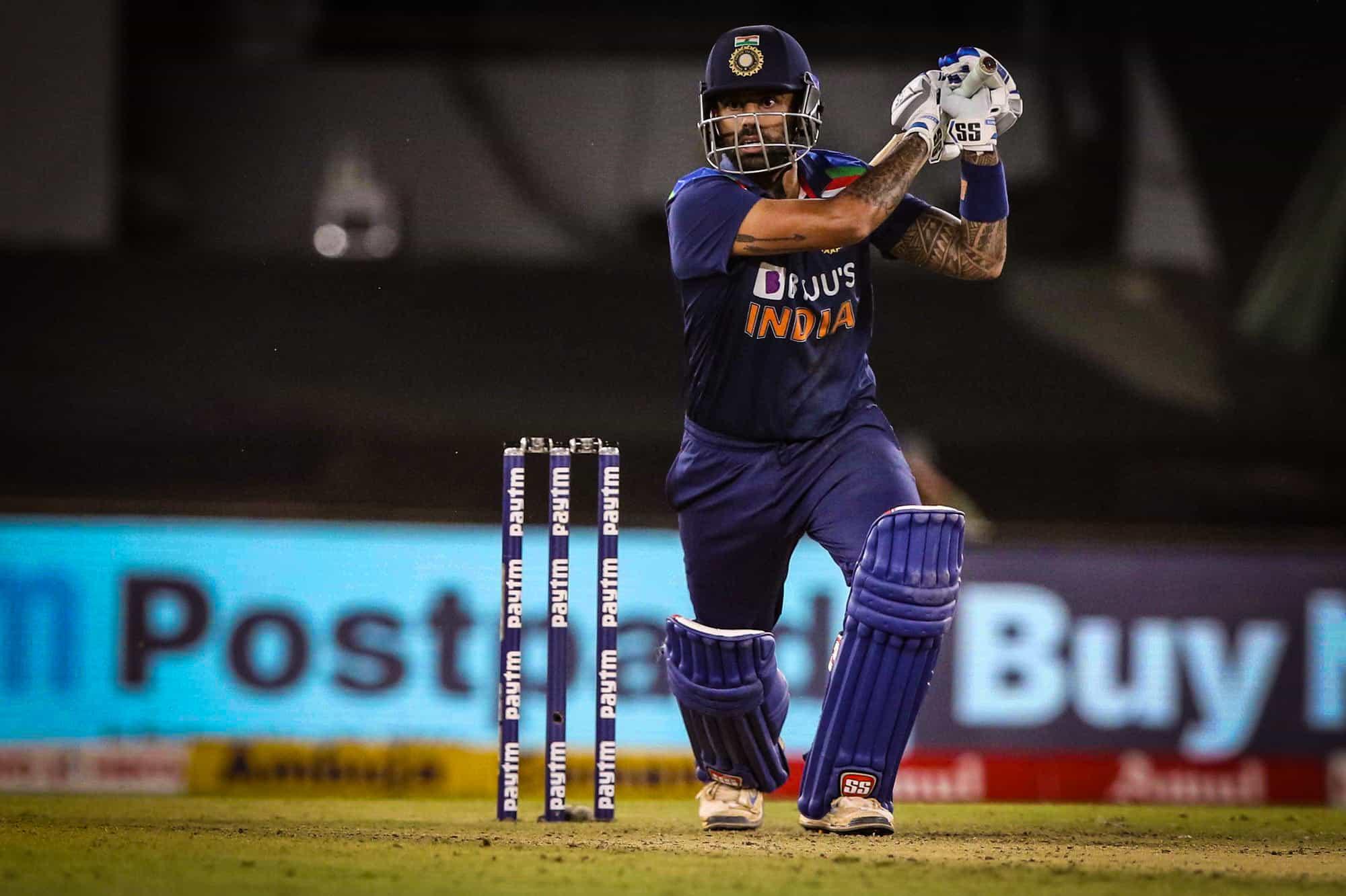 IND vs ENG 4th T20I: Suryakumar Yadav's Blistering Fifty