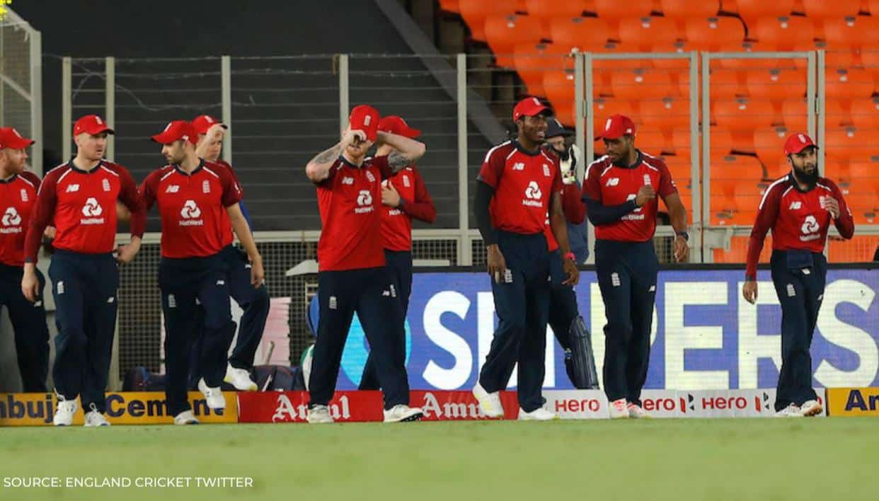England Fined 20% Match Fee For Slow Over-rate Against India In Fourth T20I
