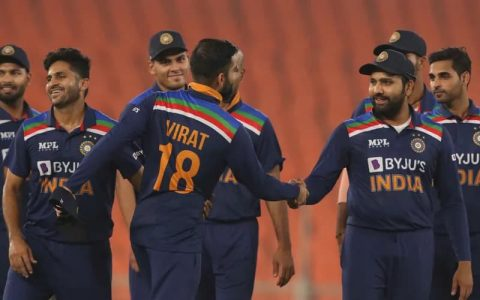 BCCI Announces India's ODI Squad; Suryakumar Yadav, Krunal Pandya and Prasidh Krishna Included