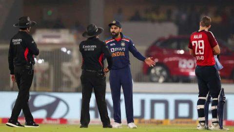 Eoin Morgan Responds to Virat Kohli-Jos Buttler Spat in 5th T20I