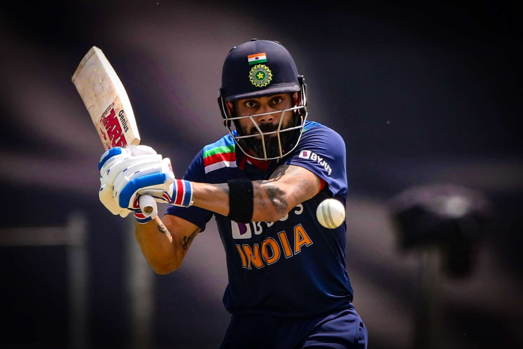 Virat Kohli goes past Graeme Smith's Tally