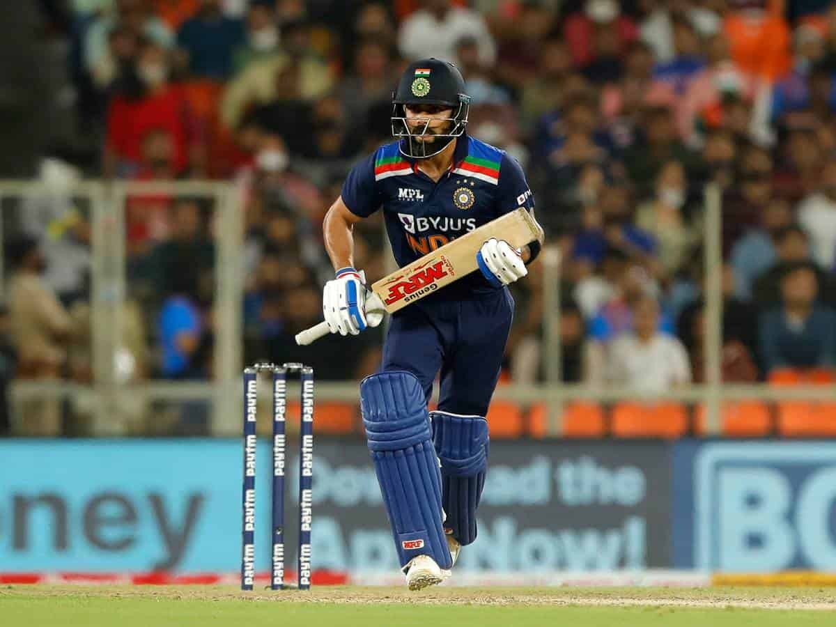 Virat Kohli Becomes First Batsman To Register 3000 Runs In Men's T20I Cricket