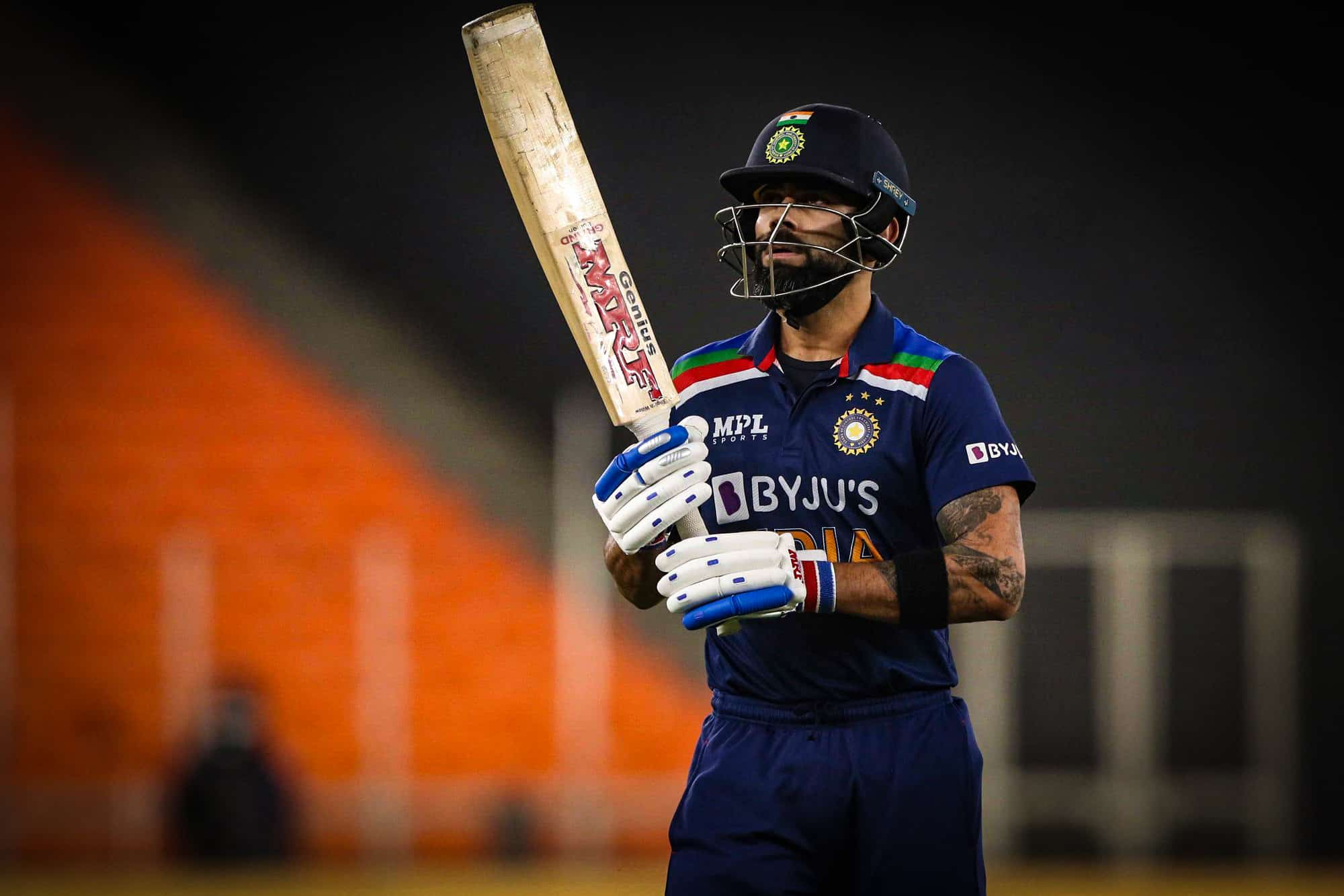 Virat Kohli Gets Stumped For the First Time in T20Is