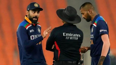 Umpire's Call Creating Lot of Confusion, if Ball is Hitting Stumps it Should be Out: Virat Kohli