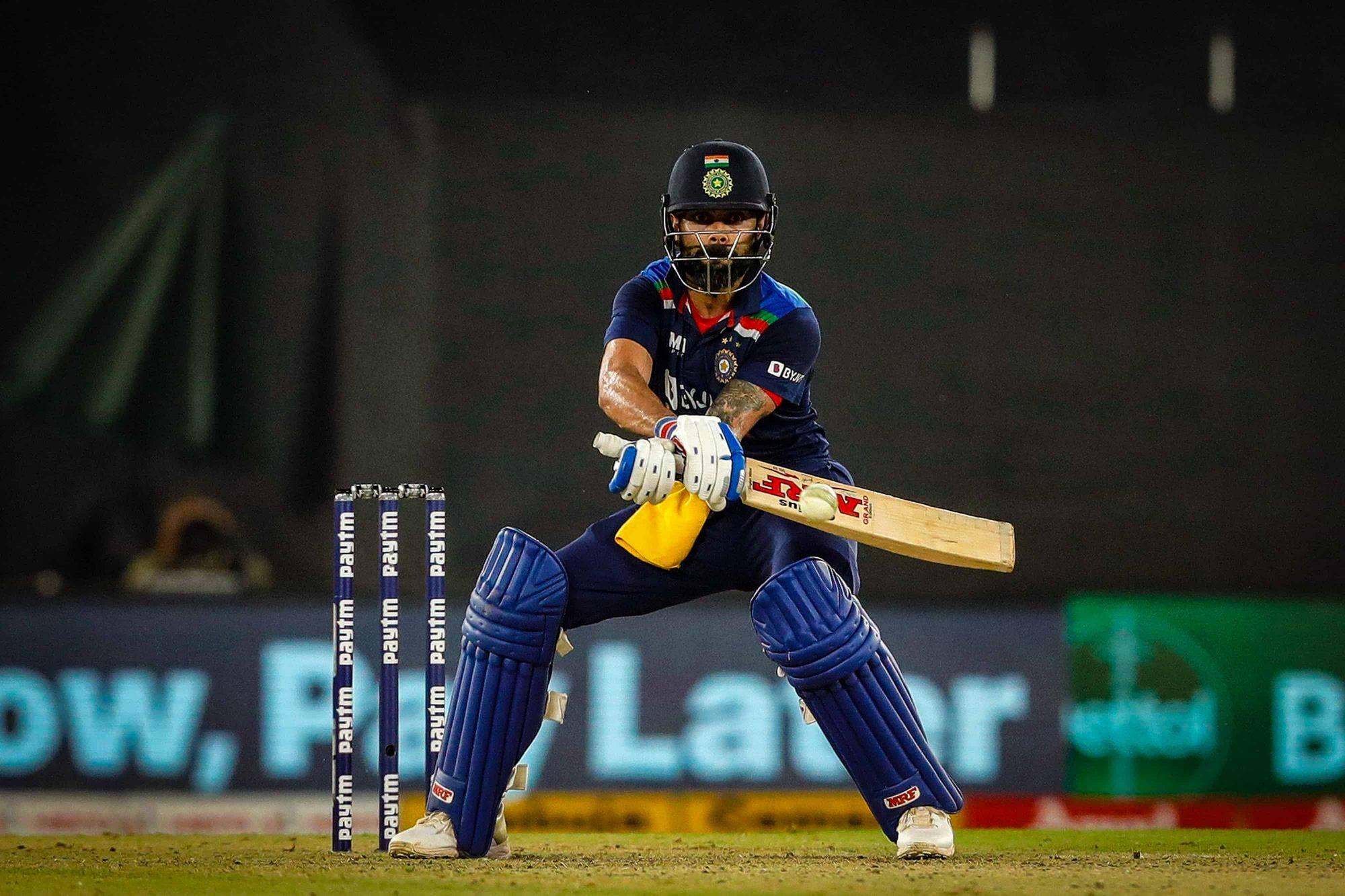 Highest Scorer in Full Members T20I series
