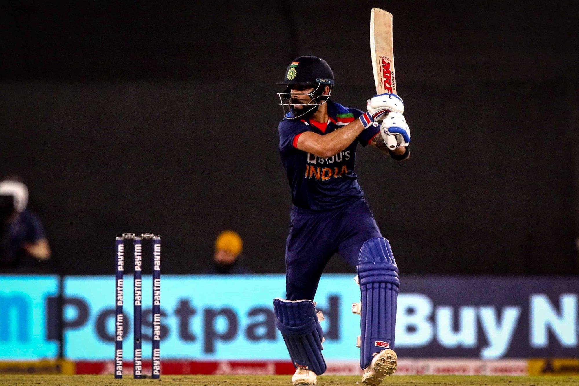 Virat Kohli Register Most Runs As Captain in T20I