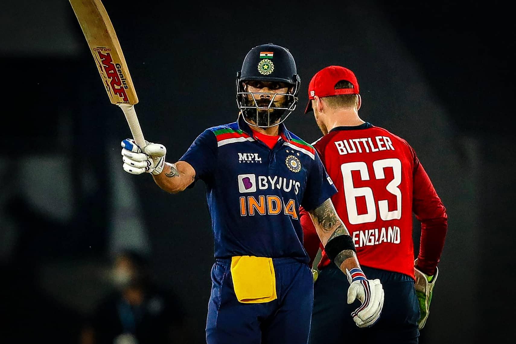 Virat Kohli Surpasses Kane Williamson to Claim Most Fifties As T20I Captain