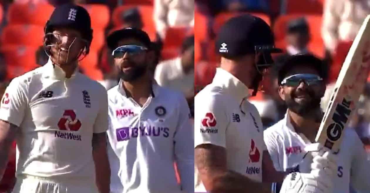 Watch: Ben Stokes And Virat Kohli Indulge In Furious Exchange; Umpires Intervene