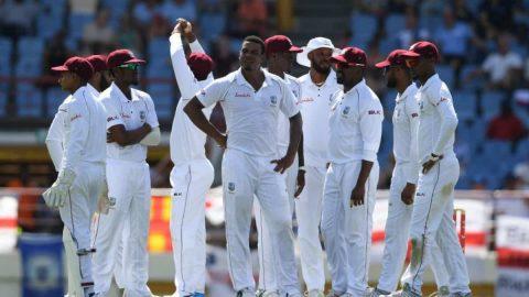 Jason Holder Returns in West Indies' Squad For 1st Test Against Sri Lanka