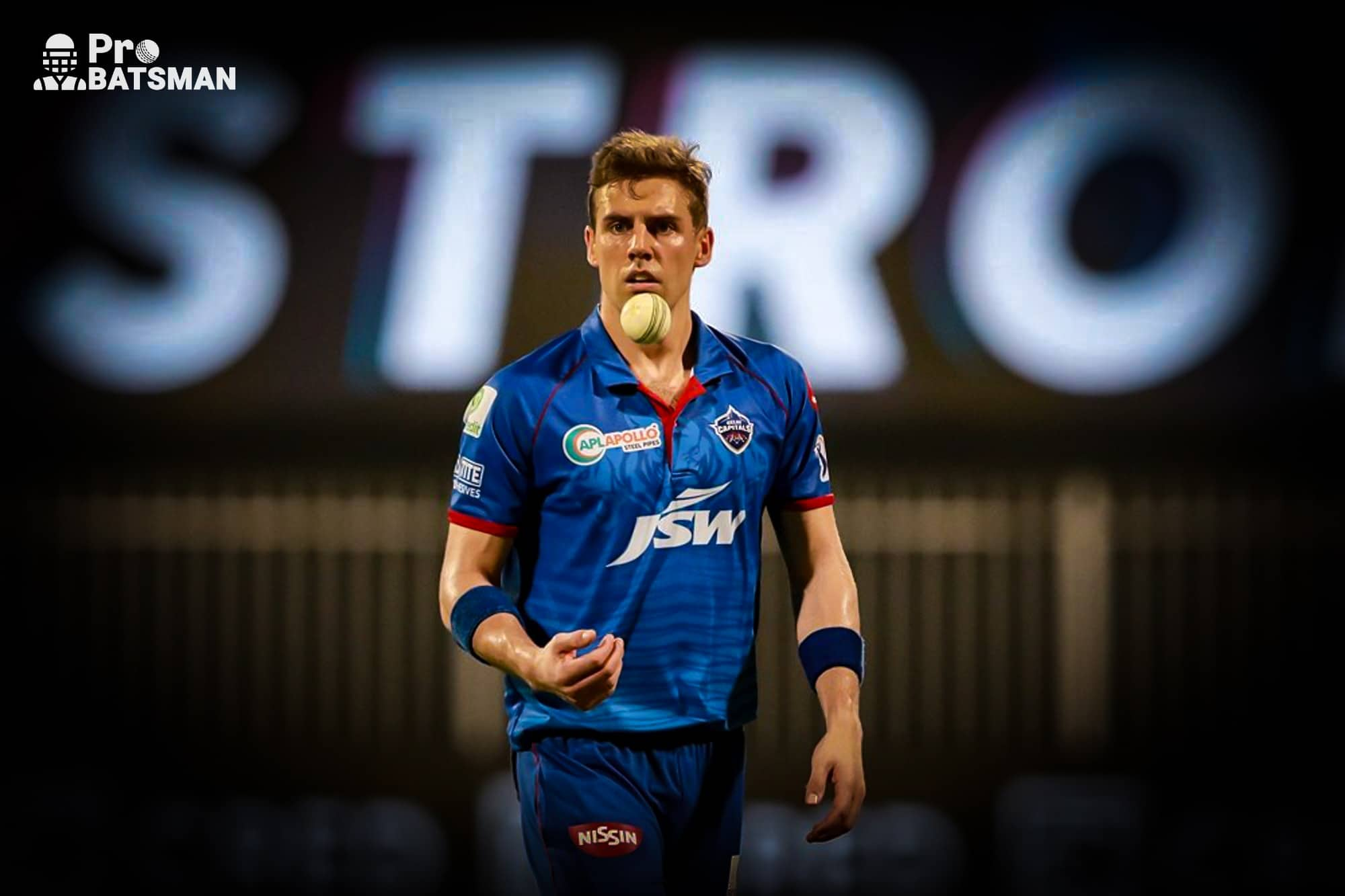 IPL 2021: Delhi Capitals Pacer Anrich Nortje Tests COVID-19 Positive - Reports