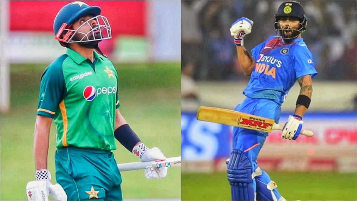 Babar Azam Breaks Virat Kohli's Record & Becomes The Fastest Batsman To 2,000 T20I Runs