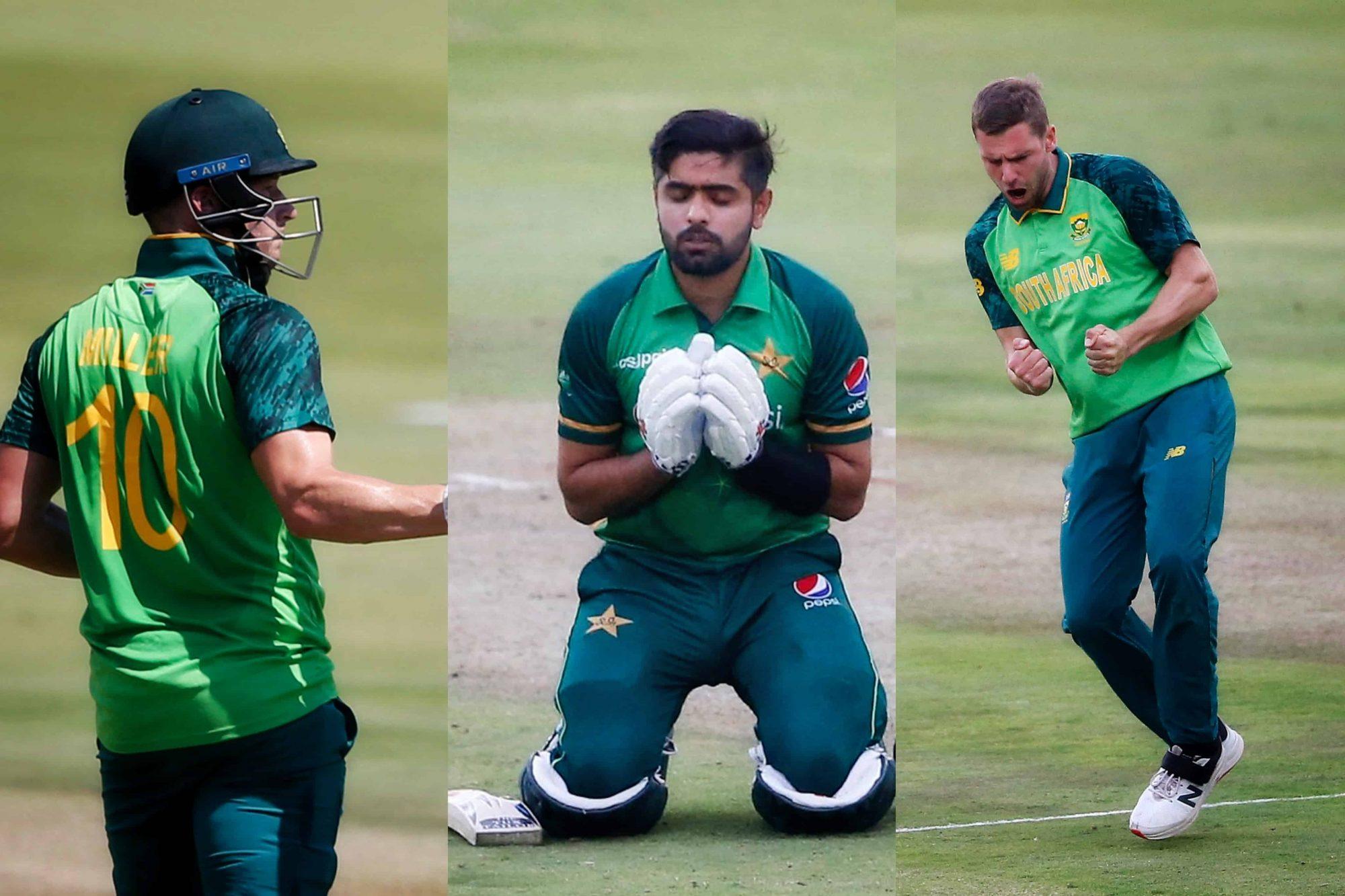 1st ODI: Babar Azam Breaks Virat Kohli, Hashim Amla's Record As Pakistan Win Last-Ball Thriller Against South Africa