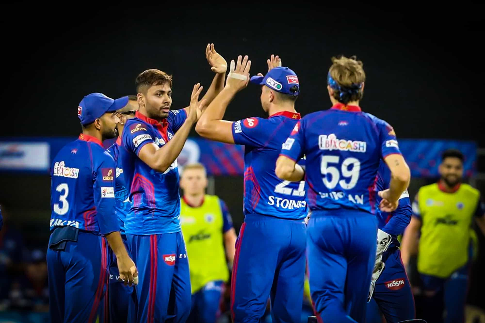 IPL 2021: Delhi Capitals (DC) Updated Squad For 2nd Leg In UAE