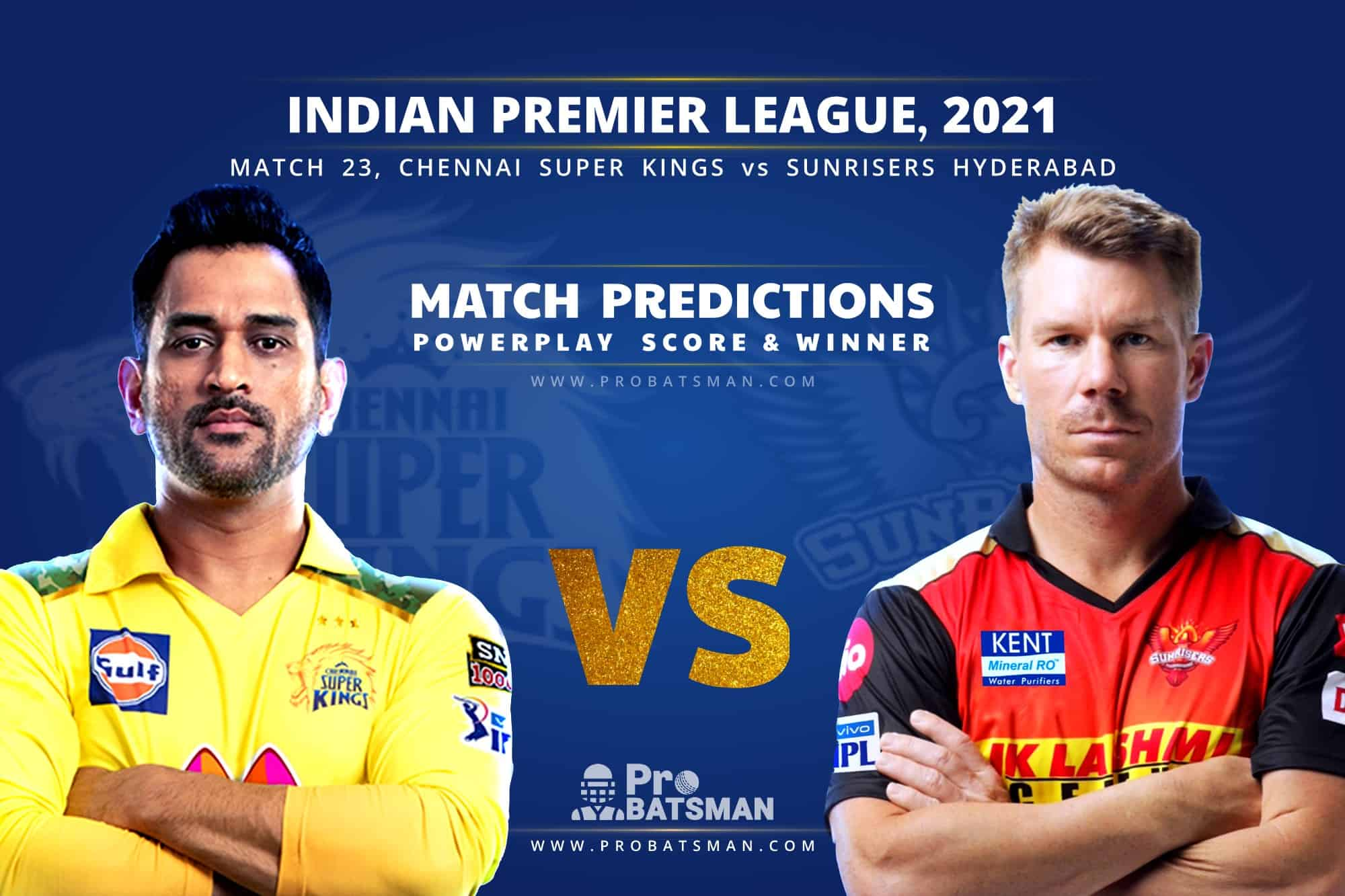Watch iPL Live (2021) – CSK vs SRH [Chennai Super Kings vs Sunrisers Hyderabad] Hindi LiveTV