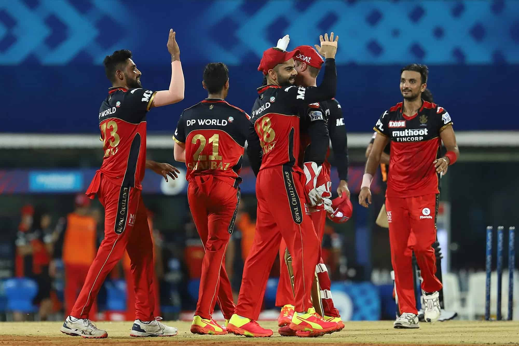 SRH vs RCB: Two Records Broken As RCB Beat SRH By 6 Runs In The 6th Match Of IPL 2021