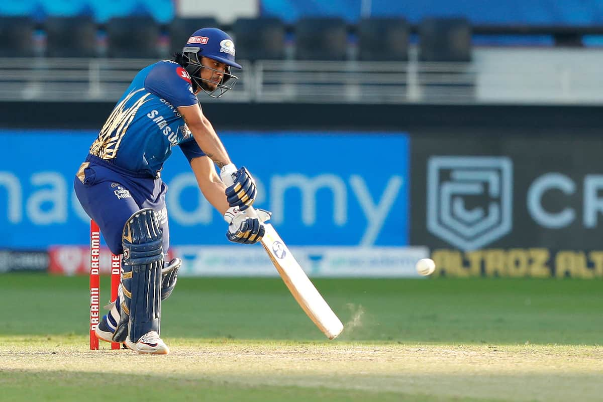 Ishan Kishan - Dismissed on 99 in IPL - Mumbai Indians