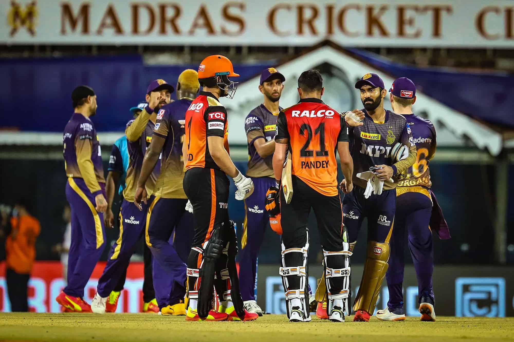 IPL 2021, Match 3 - SRH vs KKR: Three Records Broken As KKR Registers Their 100th IPL Win