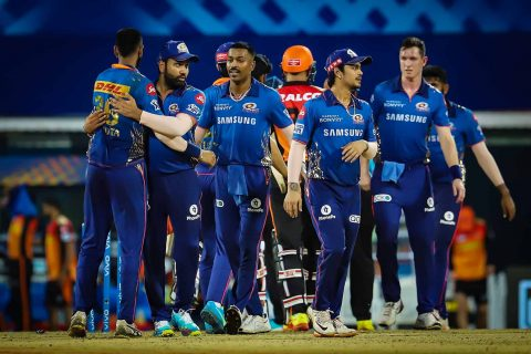 MI vs SRH: Four Records Broken As Mumbai Indians Survives Another Low Scoring Game - Match 10, IPL 2021