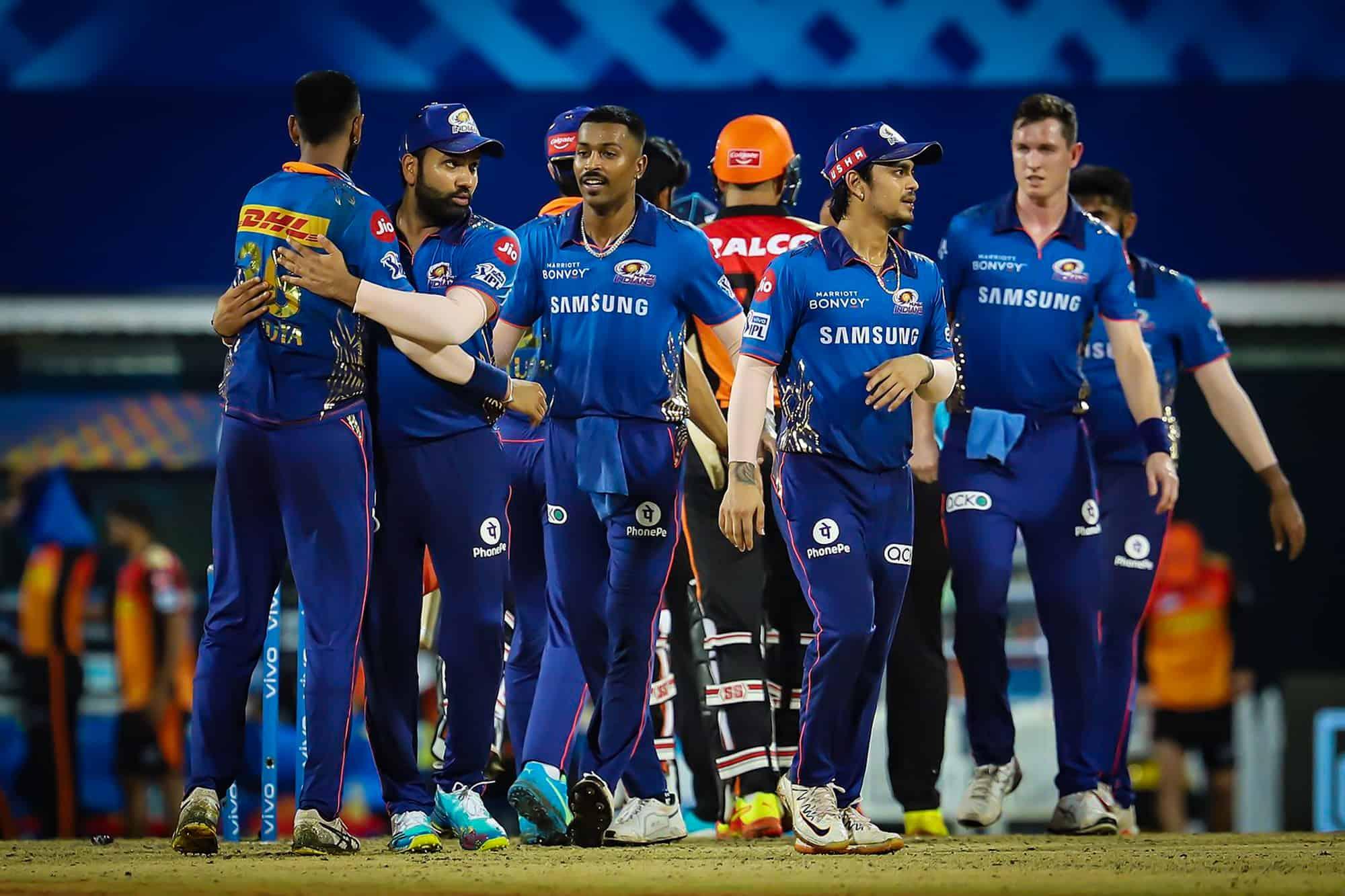 MI vs SRH: Four Records Broken As Mumbai Indians Survives Another Low Scoring Game - Match 10, IPL 2021