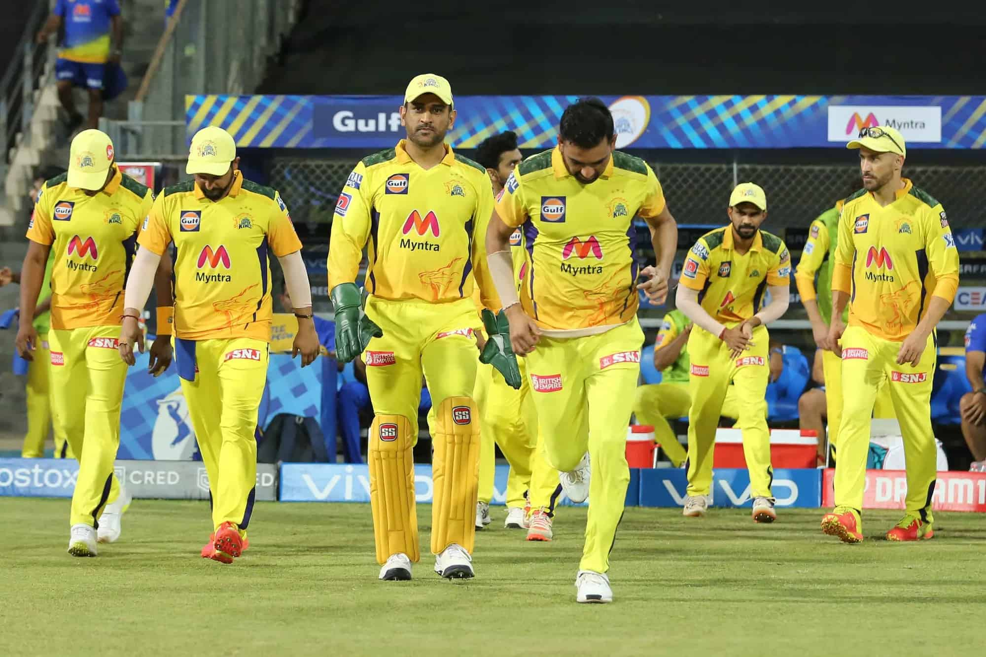 IPL 2021: Chennai Super Kings (CSK) Updated Squad For 2nd Leg In UAE