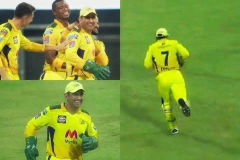MS Dhoni Becomes 1st Wicketkeeper To Achieve THIS Milestone In IPL