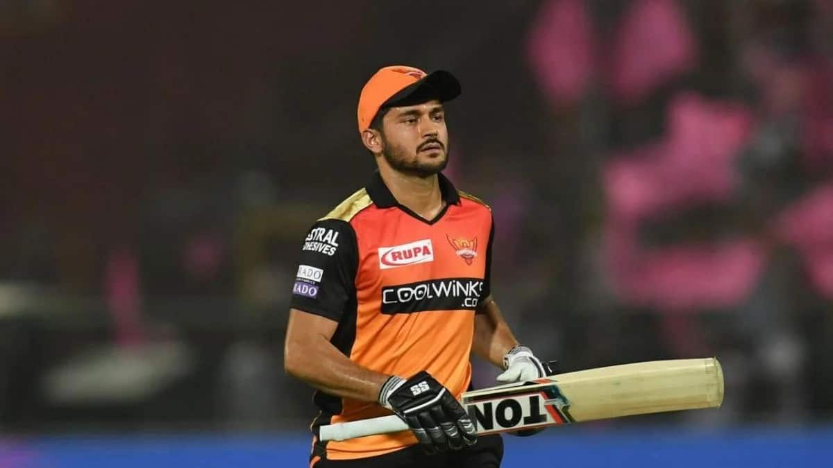 Ashish Nehra Explains Why SRH's Manish Pandey Has Been An Inconsistent Member Of Team India