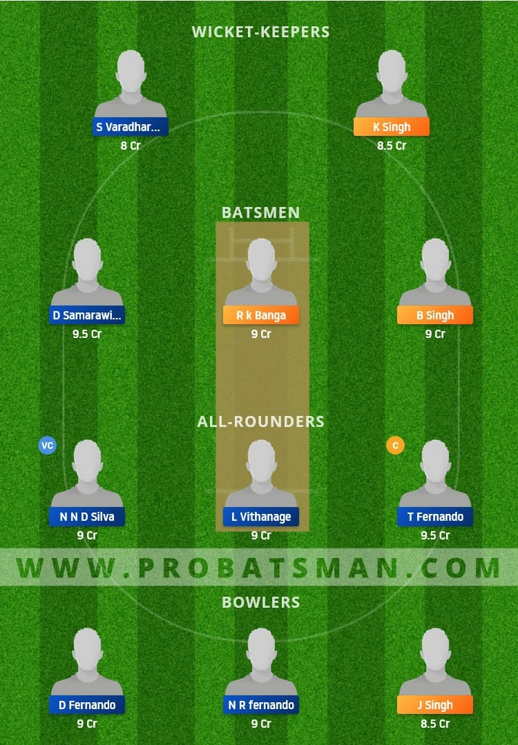 BCC vs MK Dream11 Prediction, Fantasy Cricket Tips: Playing XI, Pitch Report & Injury Update of ECS T10 Milan 2021, Match 7