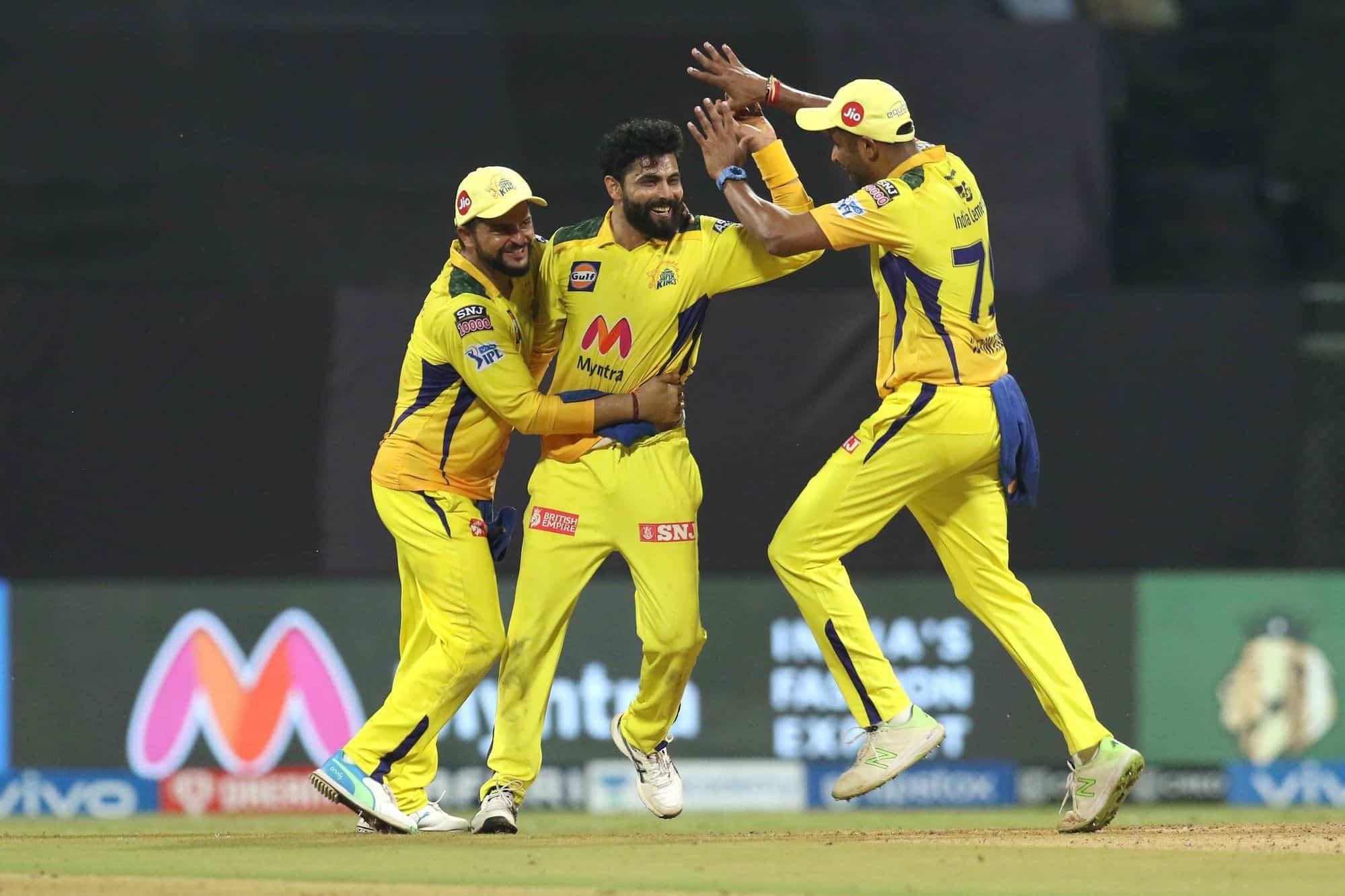 CSK vs RR: Moeen Ali, Ravindra Jadeja Shine As Chennai Super Kings Choke Rajasthan Royals With Spin