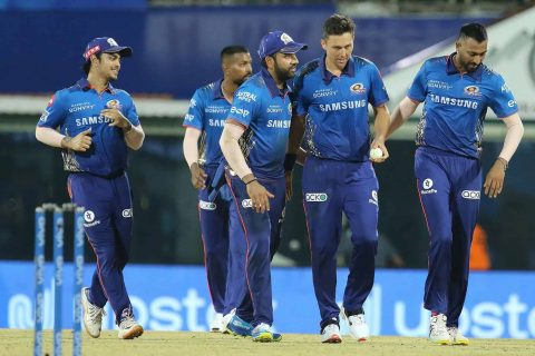 KKR vs MI: Four Records Broken As Mumbai Indians Beat Kolkata Knight Riders By 10 Runs in The 5th Match of IPL 2021
