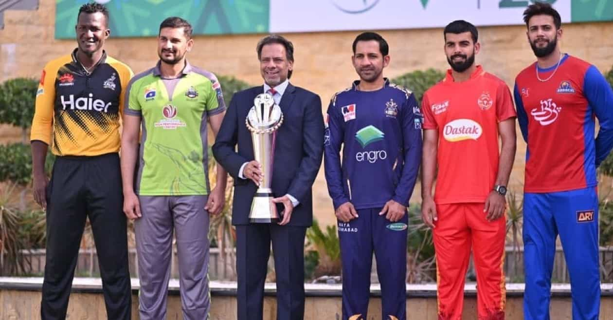 PSL 2021 To Resume From June 1, Final On June 20