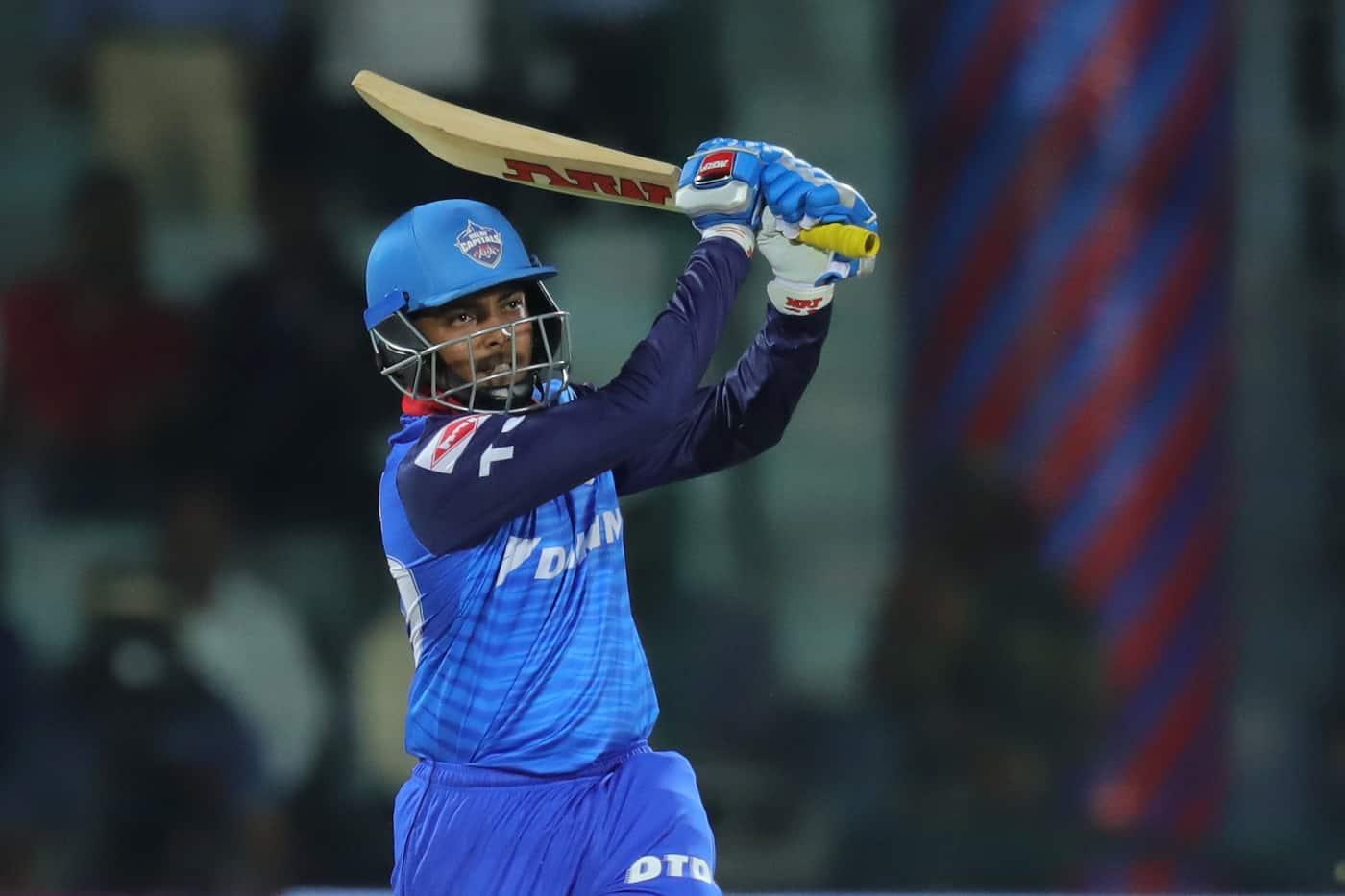 Prithvi Shaw - Dismissed on 99 in IPL - Delhi Capitals