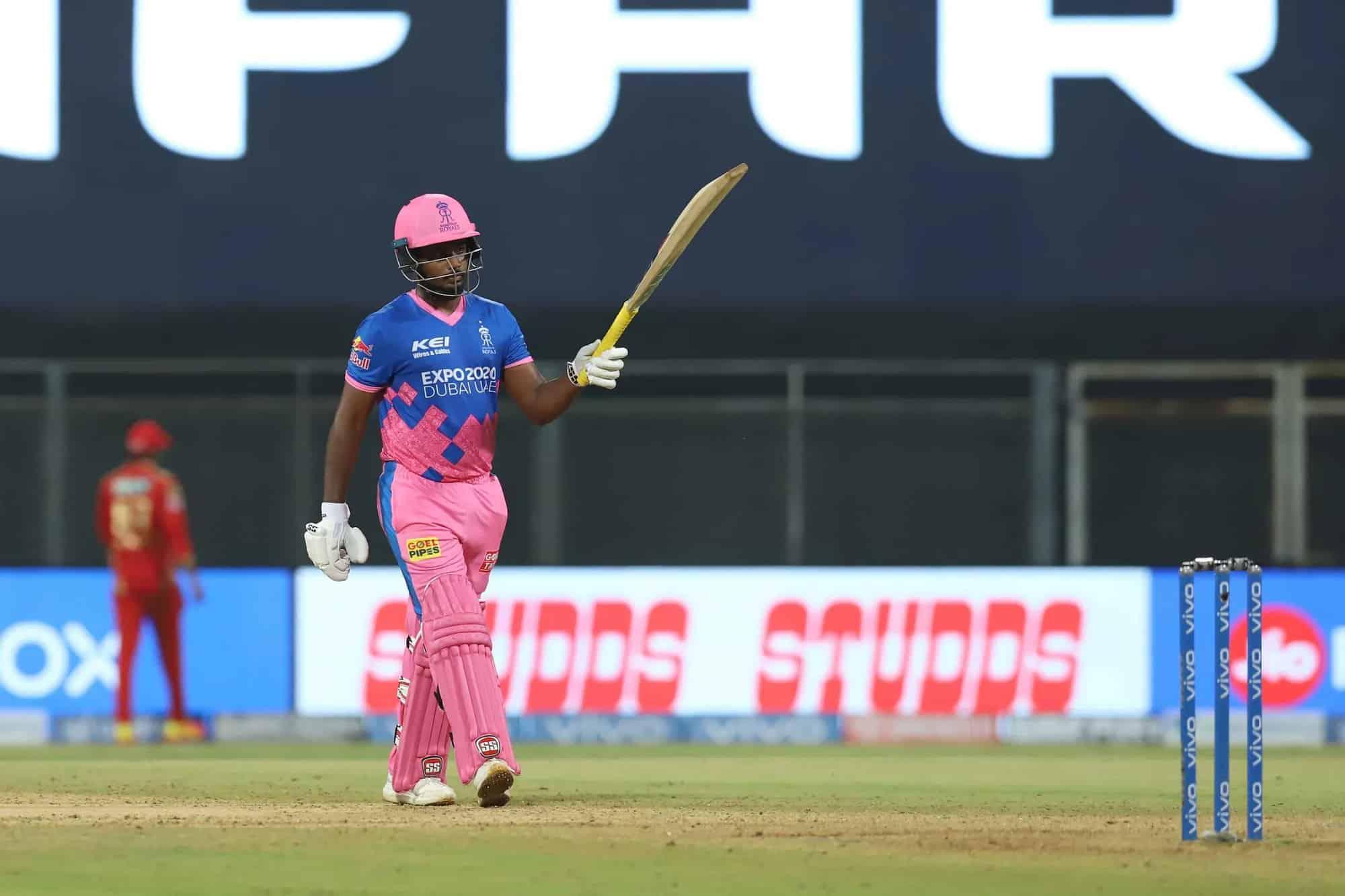 IPL 2021, Match 4 - RR vs PBKS: Sanju Samson Hundred on Debut