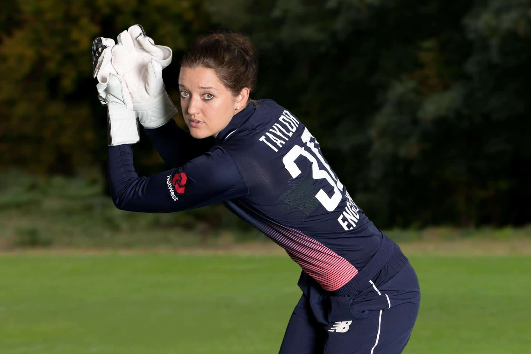 Sarah Taylor to Make Cricket Comeback After Joining Welsh Fire