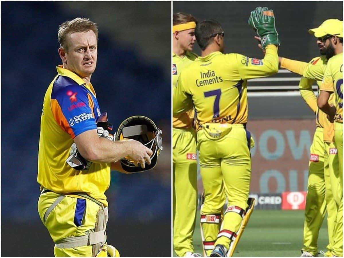 Scott Styris Engage in Fun Banter With CSK After Former NZ All-Rounder Predicts Bottom Finish For Dhoni & Co. in IPL 14