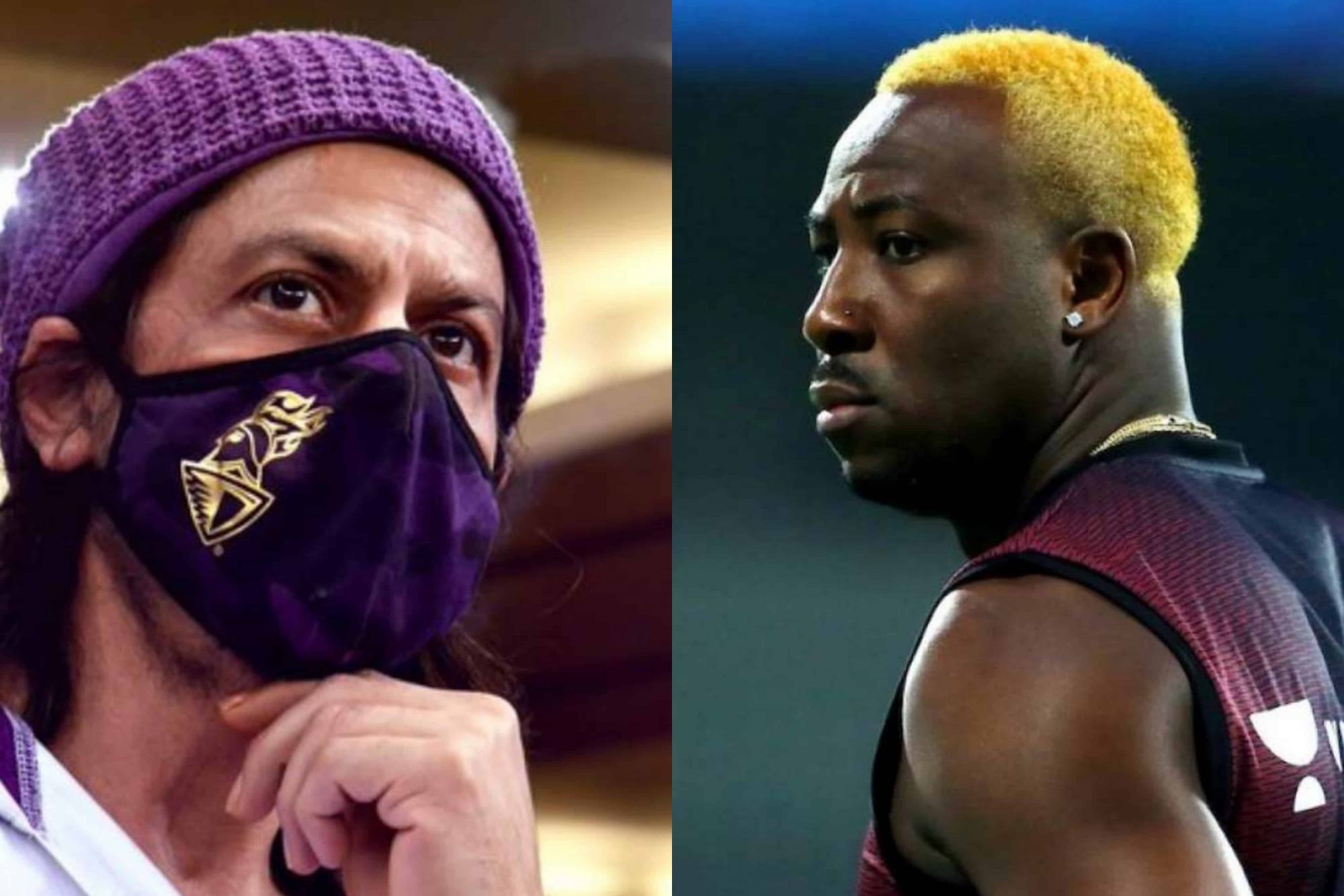 IPL 2021: Andre Russell Reacts To Shah Rukh Khan's Tweet After KKR's 10-Run Loss To MI