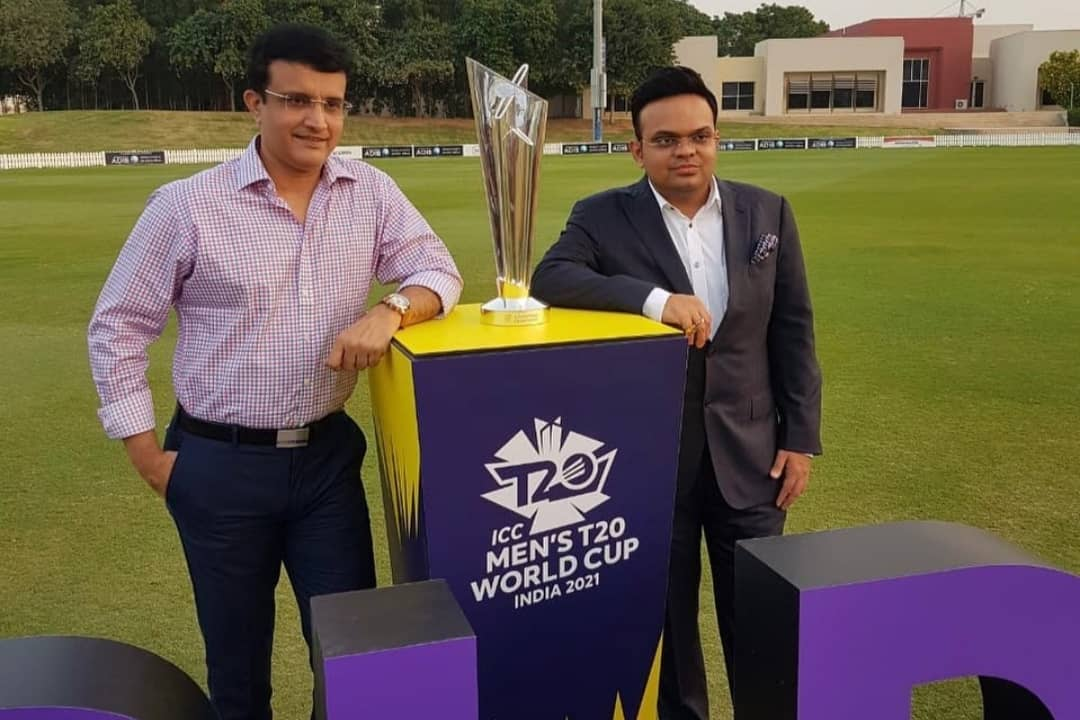 BCCI To Go With Plan B If India Can't Host The T20 World Cup Due To Covid-19 Pandemic: BCCI