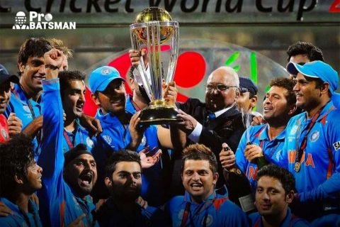 Relive World Cup 2011 Final: It's Been 10 Years Since India Won The ICC Cricket World Cup