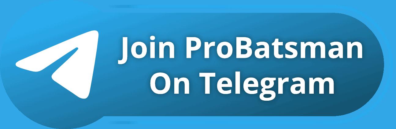 ProBatsman.Com on Telegram