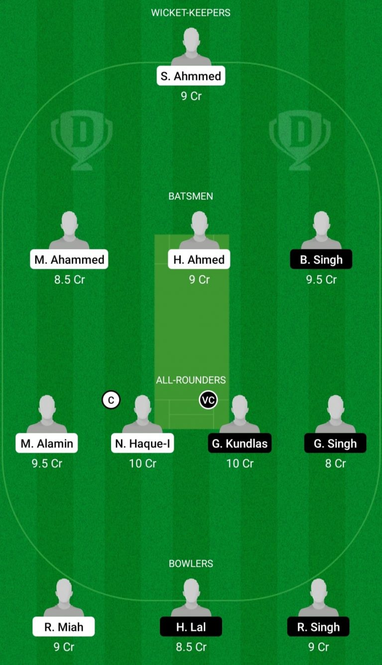 VEN vs LON Dream11 Fantasy Team Prediction